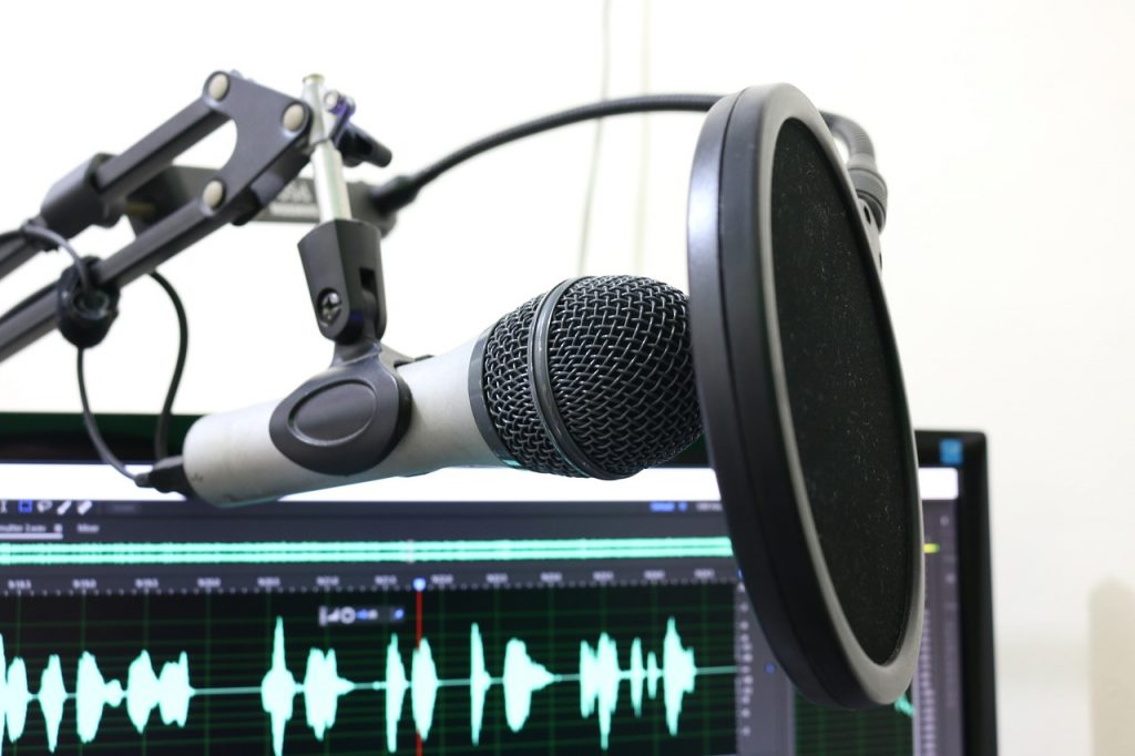 Crear podcast en Linux