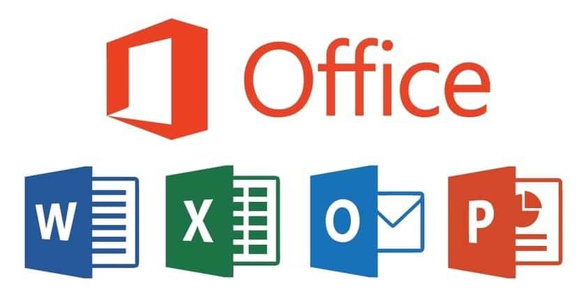 Microsoft Office: logos