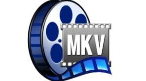 Logo del formato MKV