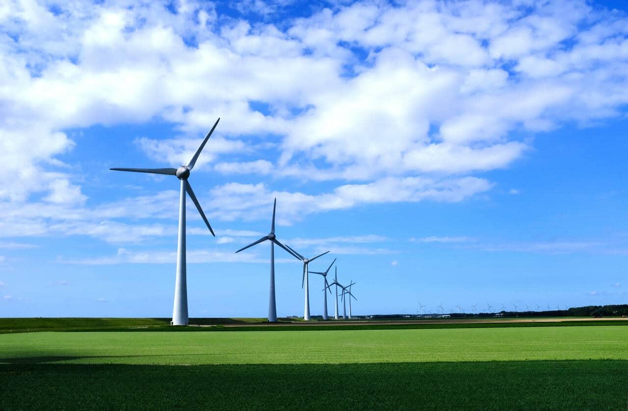 código abierto, molinos de viento
