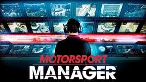 Motorsport Manager portada