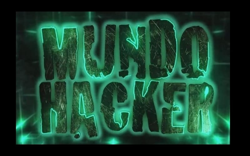 Logo letras Mundo Hacker