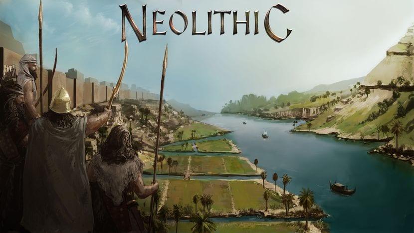 Portada de Neolithic
