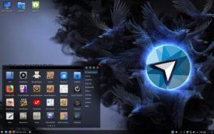 Netrunner 19.01 Blackbird