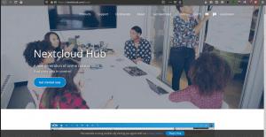 Nuevas funcionalidades de Nextcloud