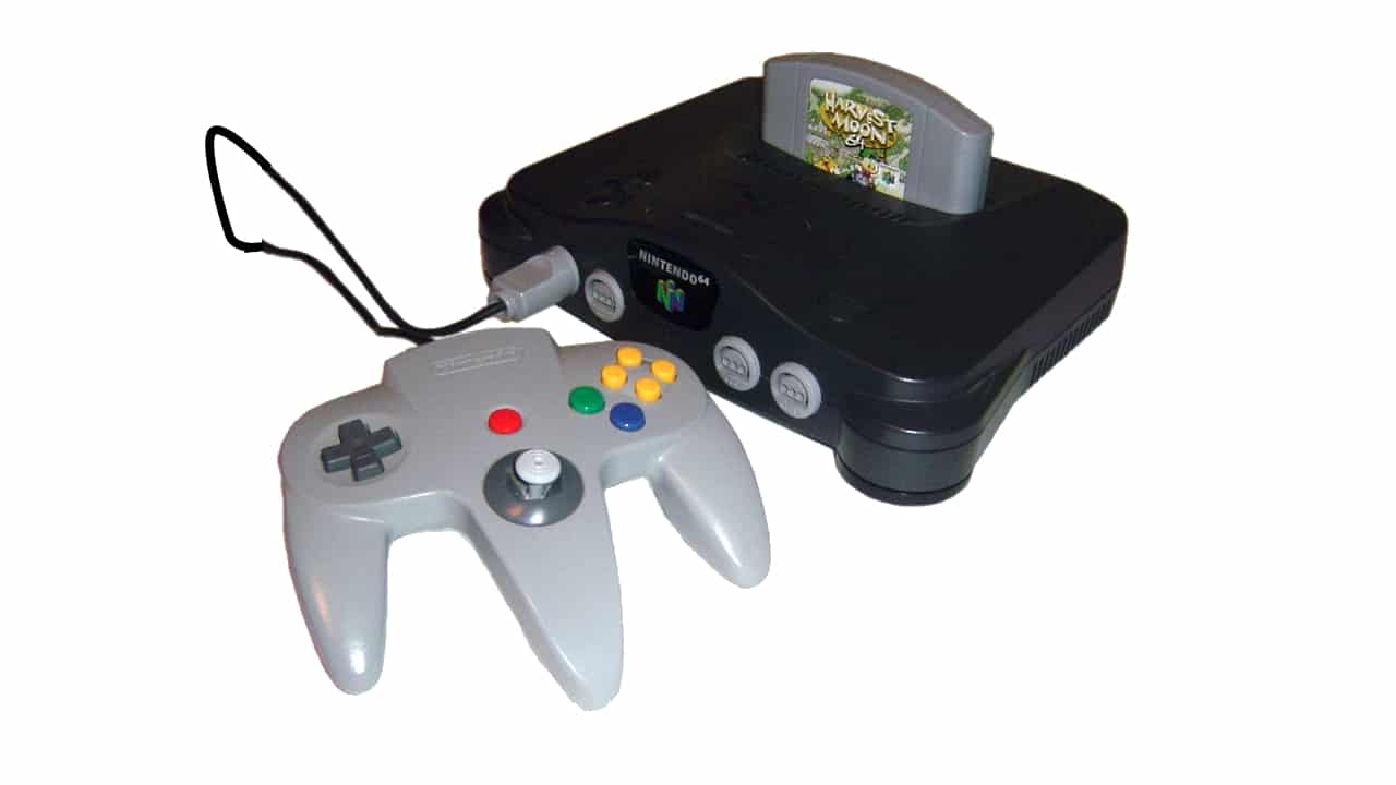 Nintendo 64 Linux