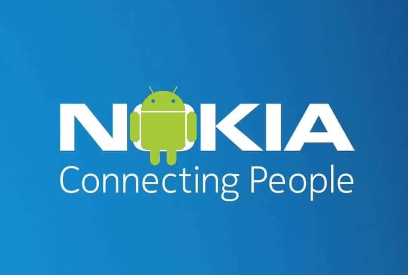 Logo de Nokia y Andy
