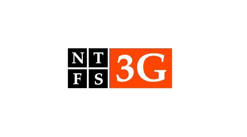 NTFS 3G Logo