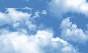 Historia de la nube