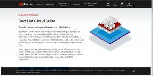 Otro tipo de nube. Red Hat ofrece soluciones para nubes privadas