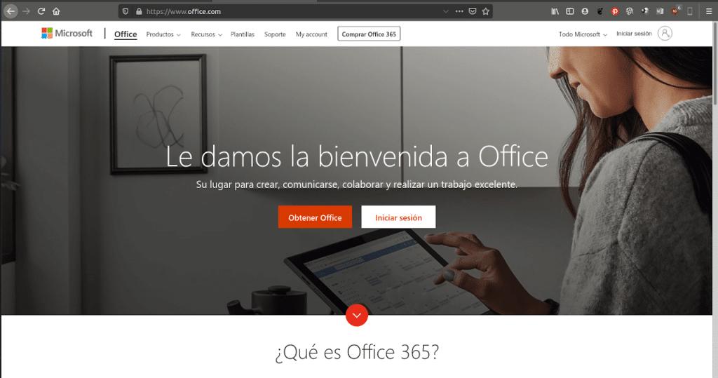 Unos pocos servicios más como Office 365 son muy populares en la nube