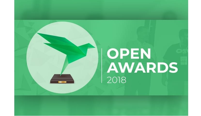Open Awards logo