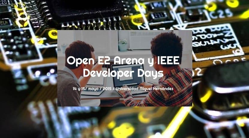 open-e2 arena y ieee developer days