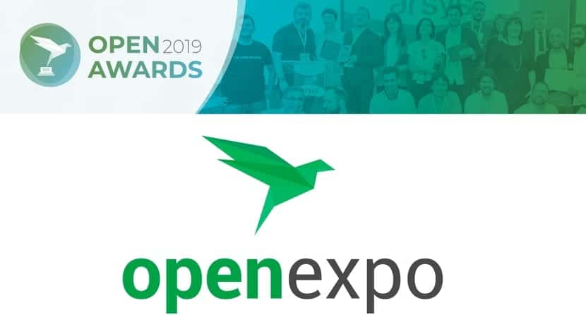 logo OpenExpo y Open Awards