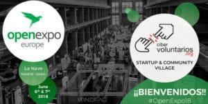 Openexpo 2018 cartel