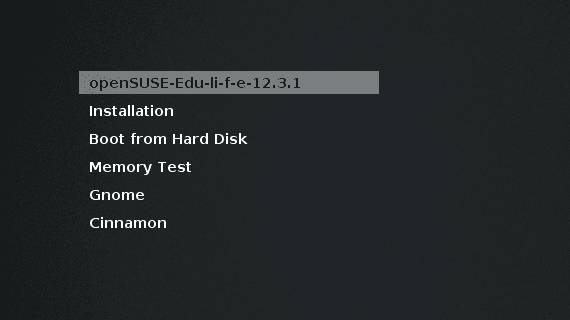 openSUSE Edu Li-f-e