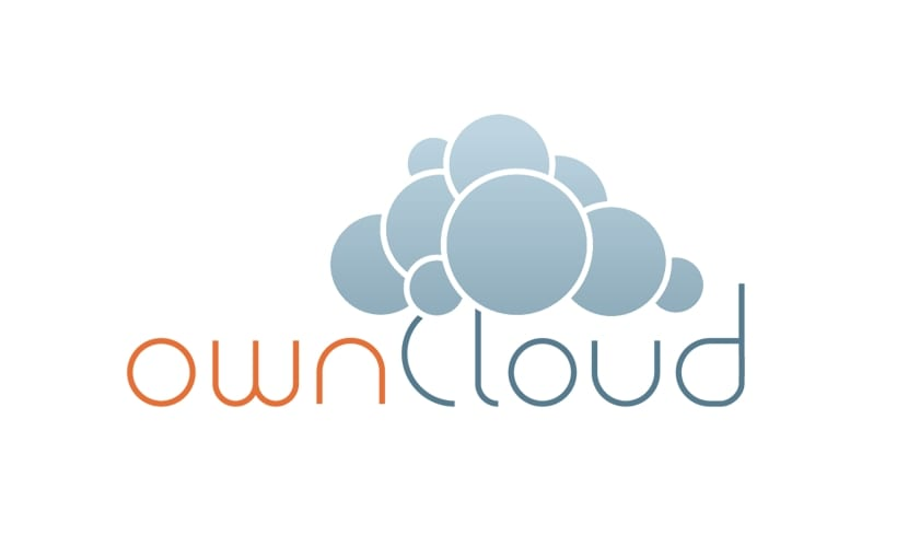 ownCloud 8 logo