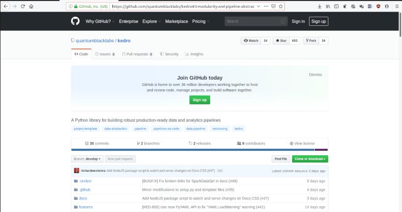 Kedro es la primera herramienta de código abierto de la consultora McKinsey