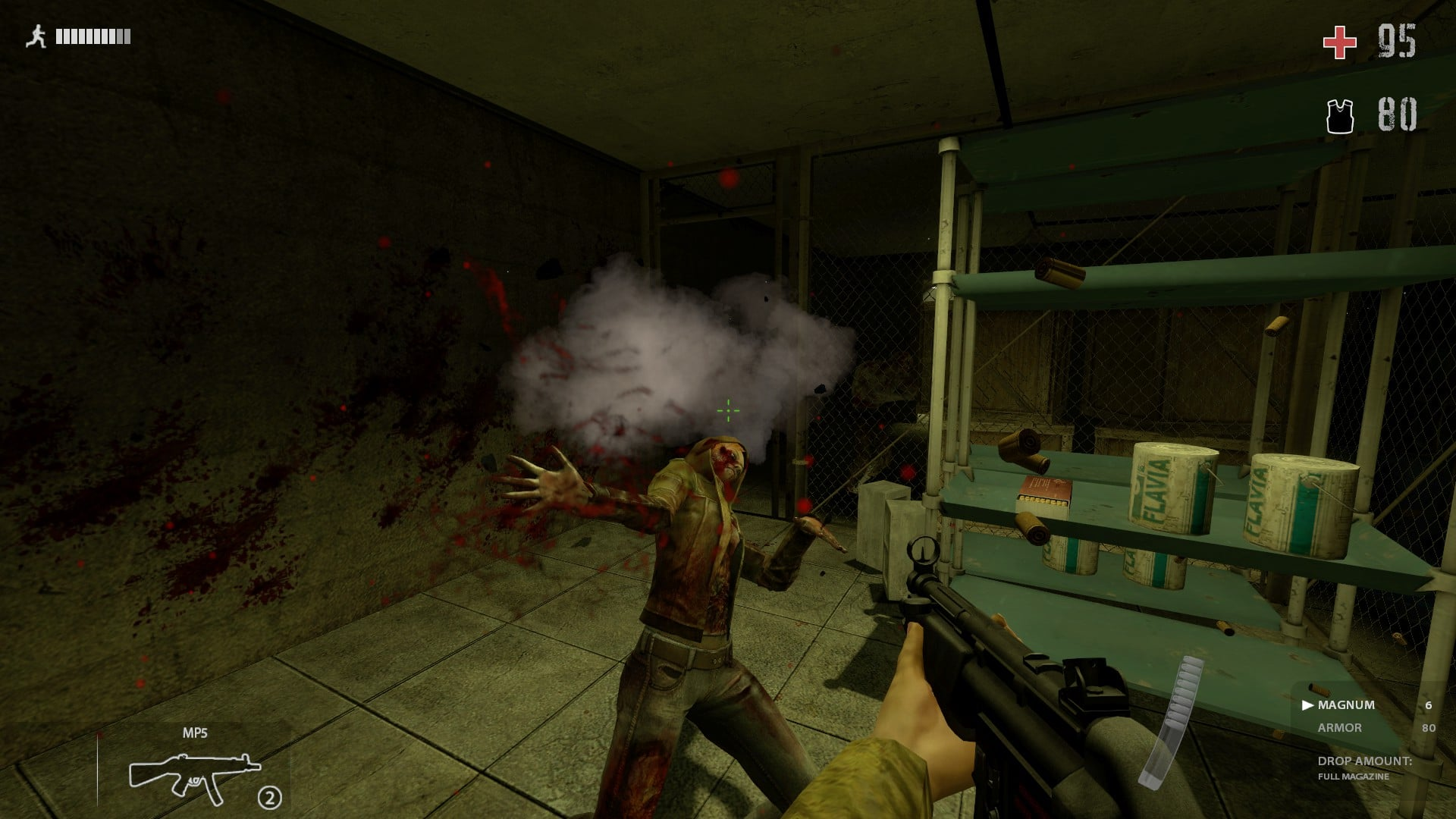 Panic Zombie Source