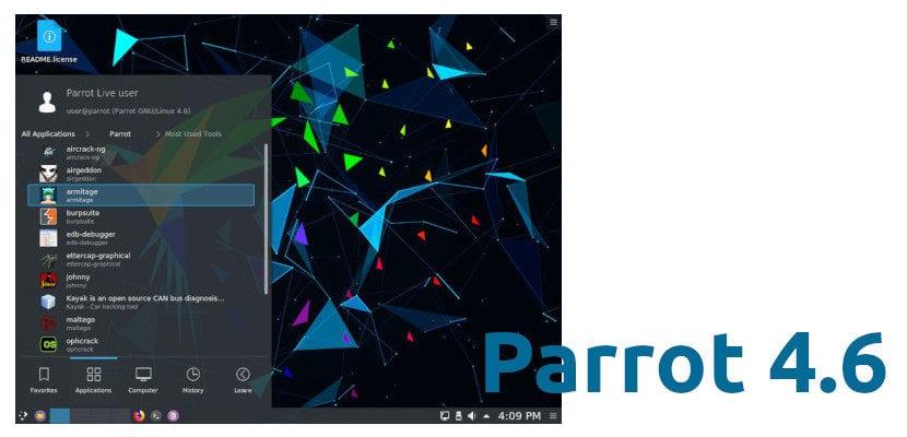 Parrot 4.9
