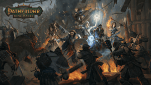 Portada de Pathfinder Kingmaker