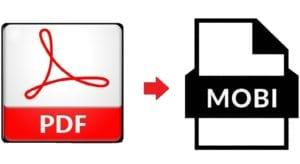 Icono PDF y MOBI
