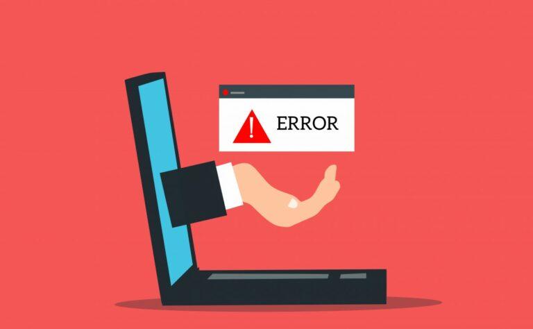 apps error