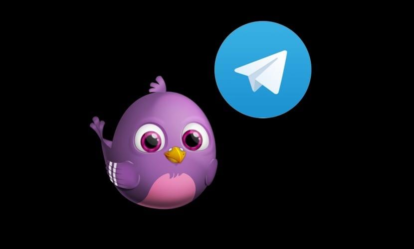 Pidgin logo y Telegram