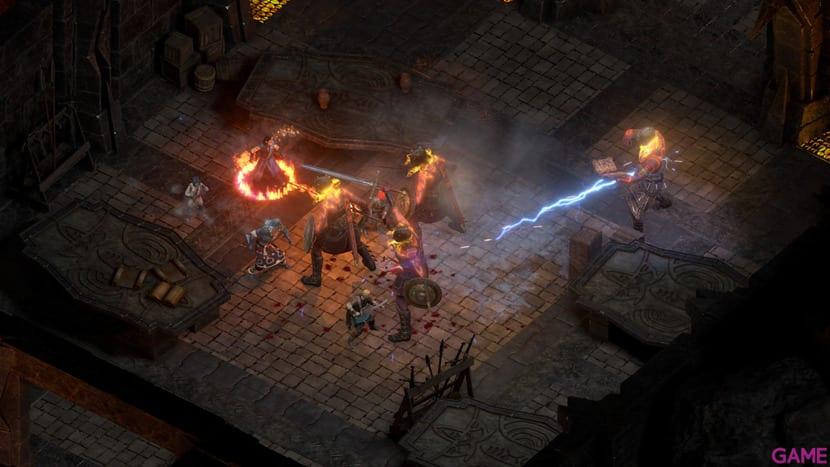 Pillars of Eternity II captura de pantalla