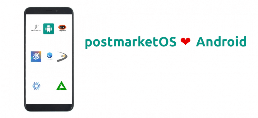 postmarketOS podría soportar apps de Android