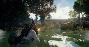 Captura de pantalla del videojuego PUGB
