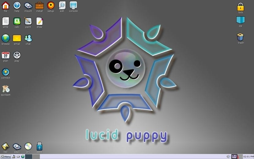 Puppy Linux Lucid