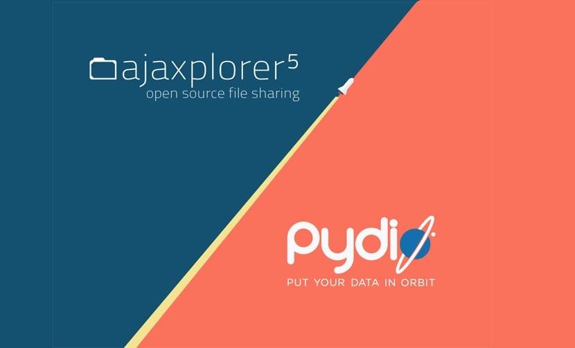 Logo de Pydio