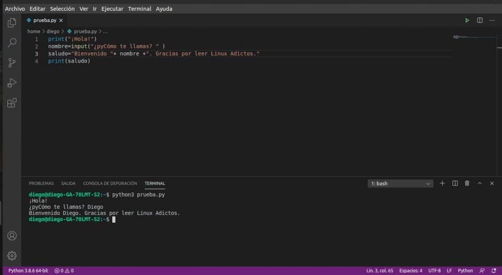 Más cosas sobre Python