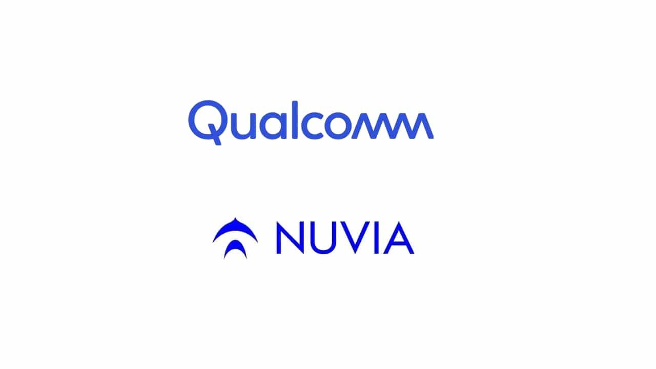 Qualcomm y Nuvia: logos