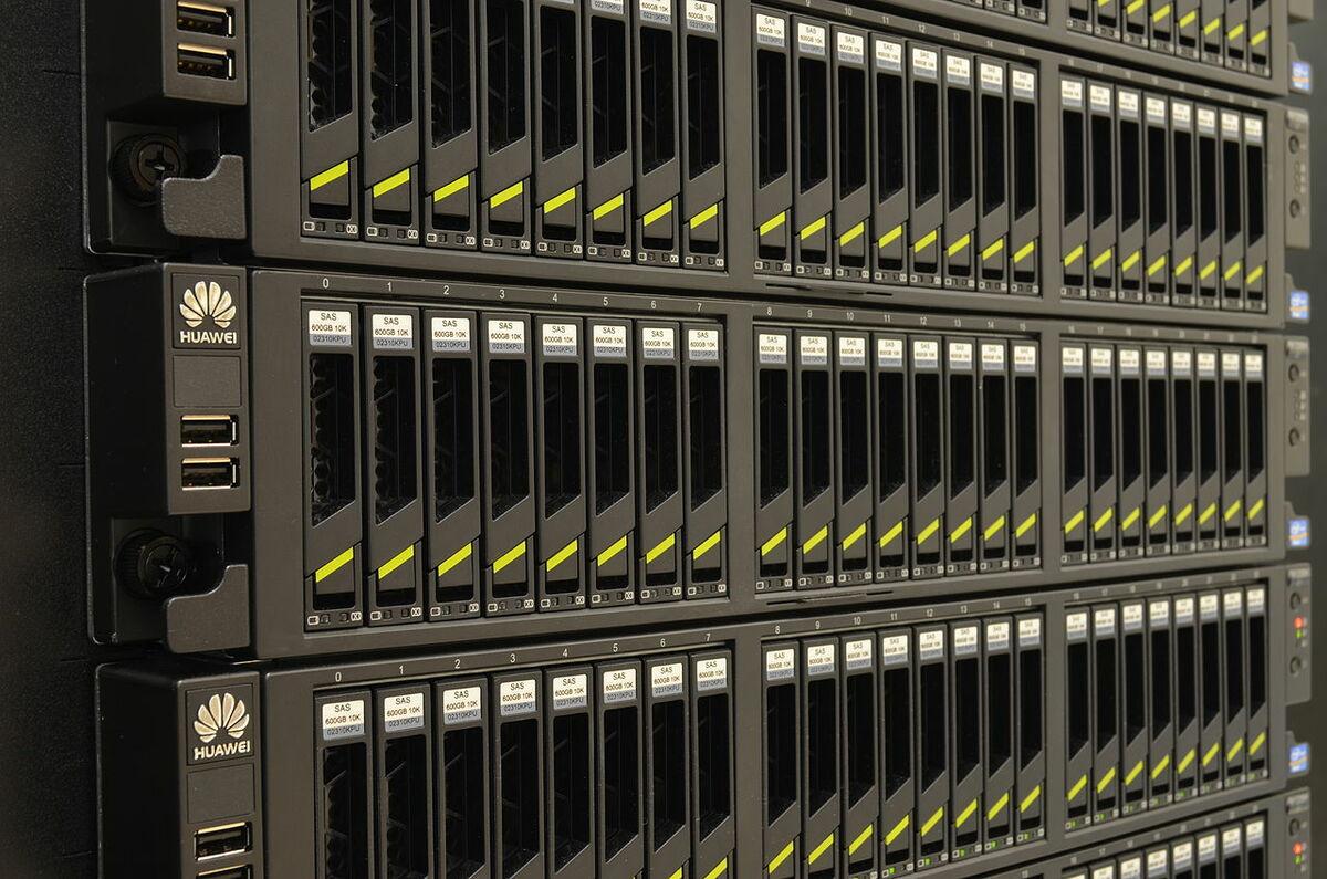 raid, servidor Linux de almacenamiento