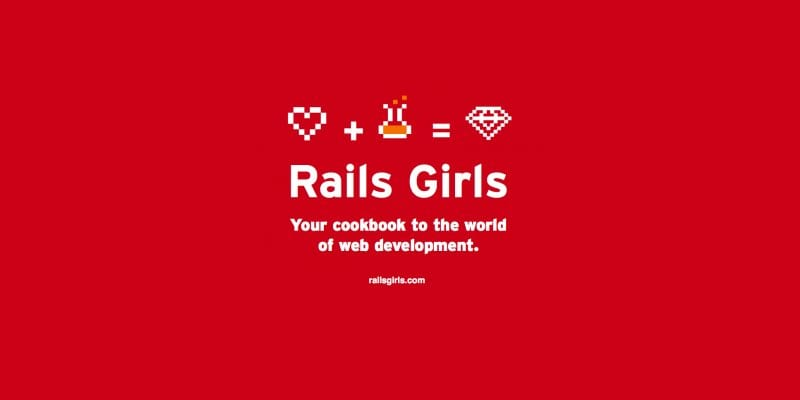 Rails GIrls el evento femenino para programar en Ruby