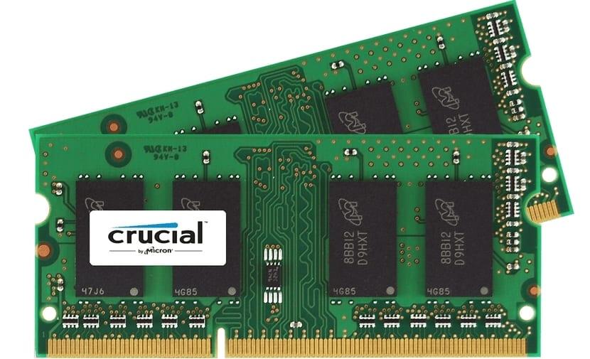 Moduleo SO-DIMM RAM