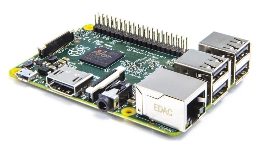 Placa Raspberry Pi 2