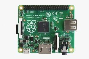 Placa Raspberry Pi A+