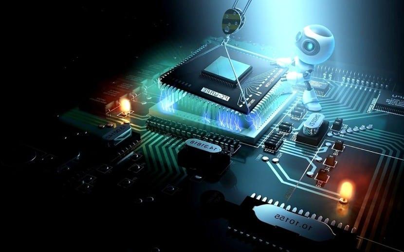 chip computadora