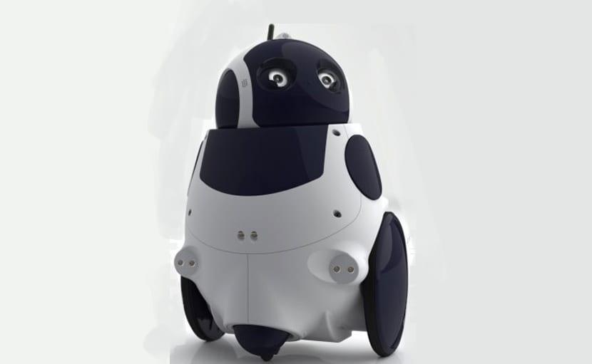 Robot Linux
