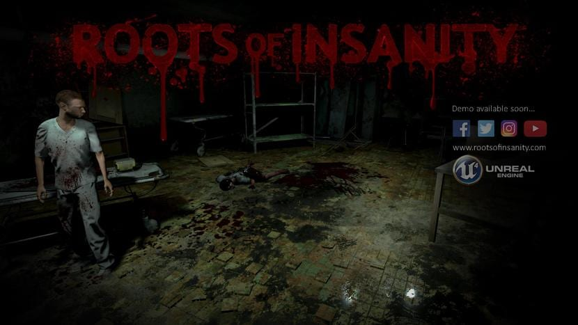Roots of Insanity: portada