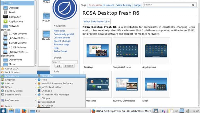 ROSA Fresh