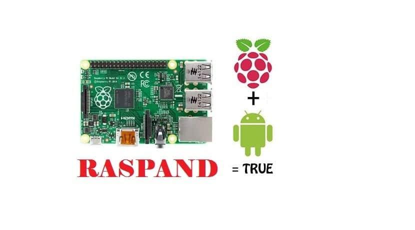 Gracias a la distribución RaspAnd, podremos correr la versión 5.1 de Android Lollypop en nuestra Raspberry Pi