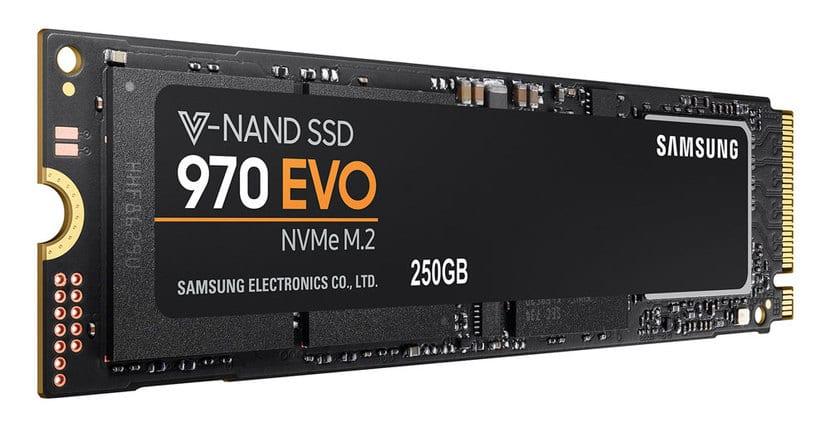 Samsung 970 EVO NMVE