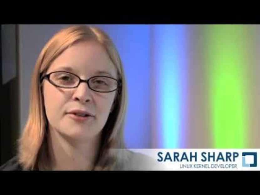 Sarah Sharp
