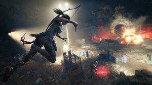 Shadow of the Tomb Raider Defintivie Edition: captura