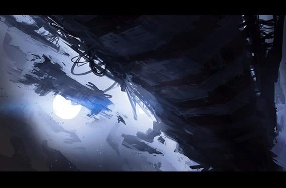 Space Pioneer imagen del espacio y naves