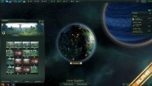 Captura de pantalla de Stellaris